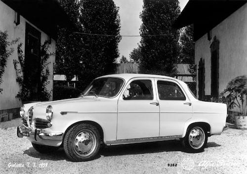 Giulietta Berlina 1959