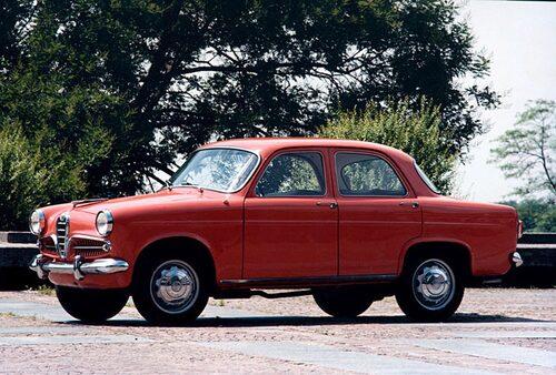 Giulietta Berlina (1955-1964)