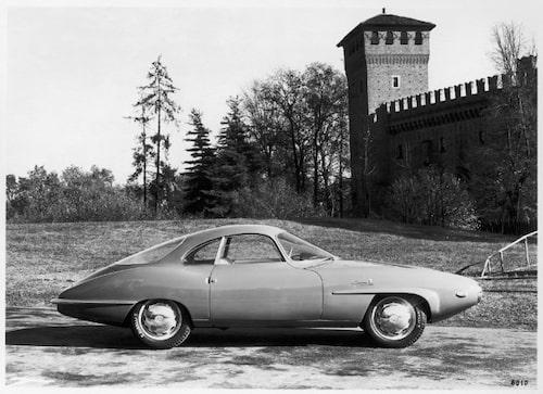 Giulietta Sprint Speciale 1957