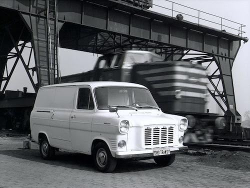Ford Transit 1972