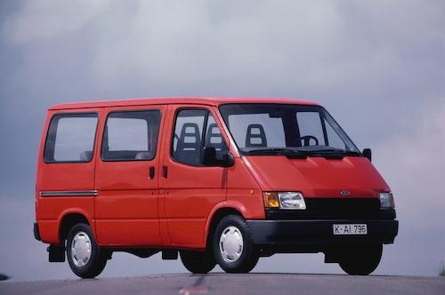 Ford Transit 1985