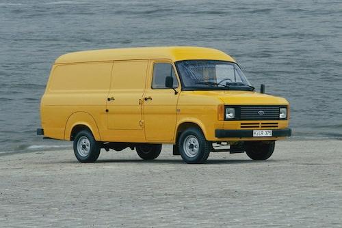 Ford Transit 1978