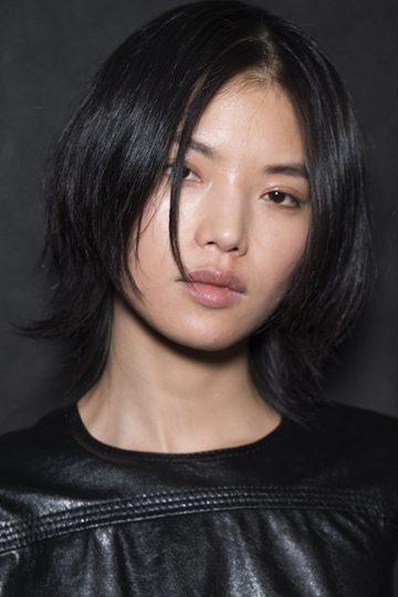 Busiga uppklippningar är perfekt för tunt hår.
