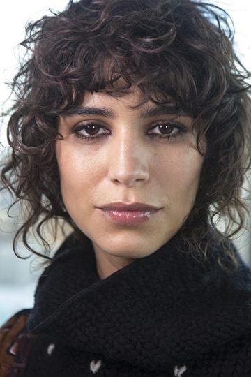 Modellen Mica Arganaraz har lockar att drömma om.