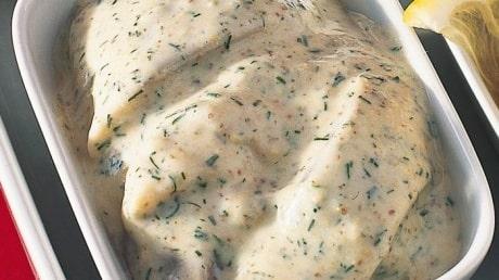 Recept på senapssill