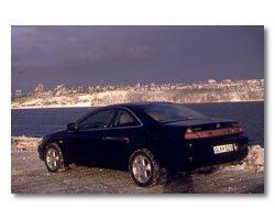 Provkörning av Honda Accord V6 Coupé