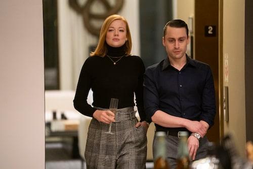 Shiv och Roman fortsätter att intrigera i säsong 3 av Succession.