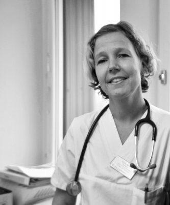 Maria Planck, cancerforskare.