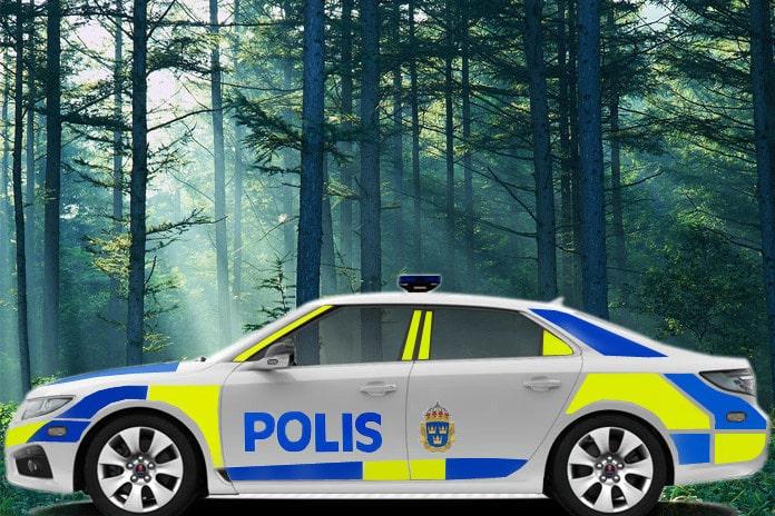 100505-saab 9-5 polisbil