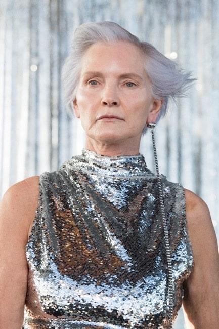 Höstmode 2020: silver hos Paula Knorr AW20.