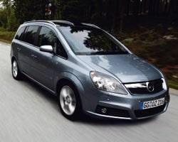 Provkörning av Opel Zafira 1,9 CDTI