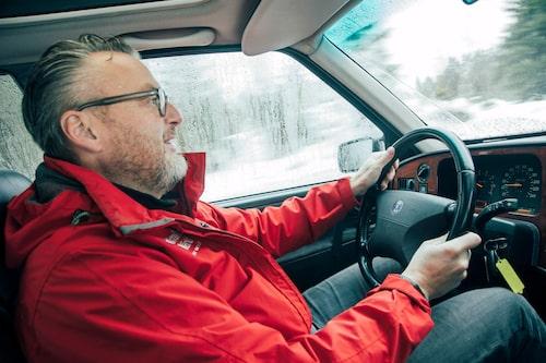 Även efter drygt 20 år och 35 000 mil levererar 9000 den typiska Saab-feelingen.
