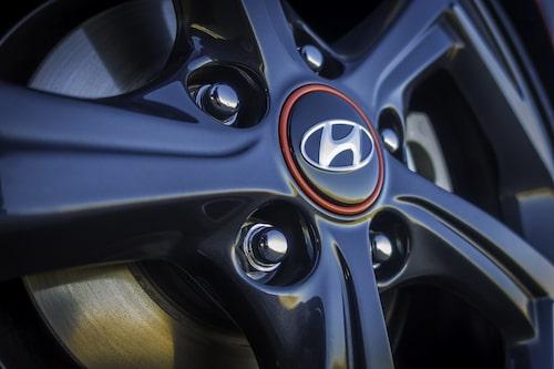 Hyundai Veloster R-Spec Turbo