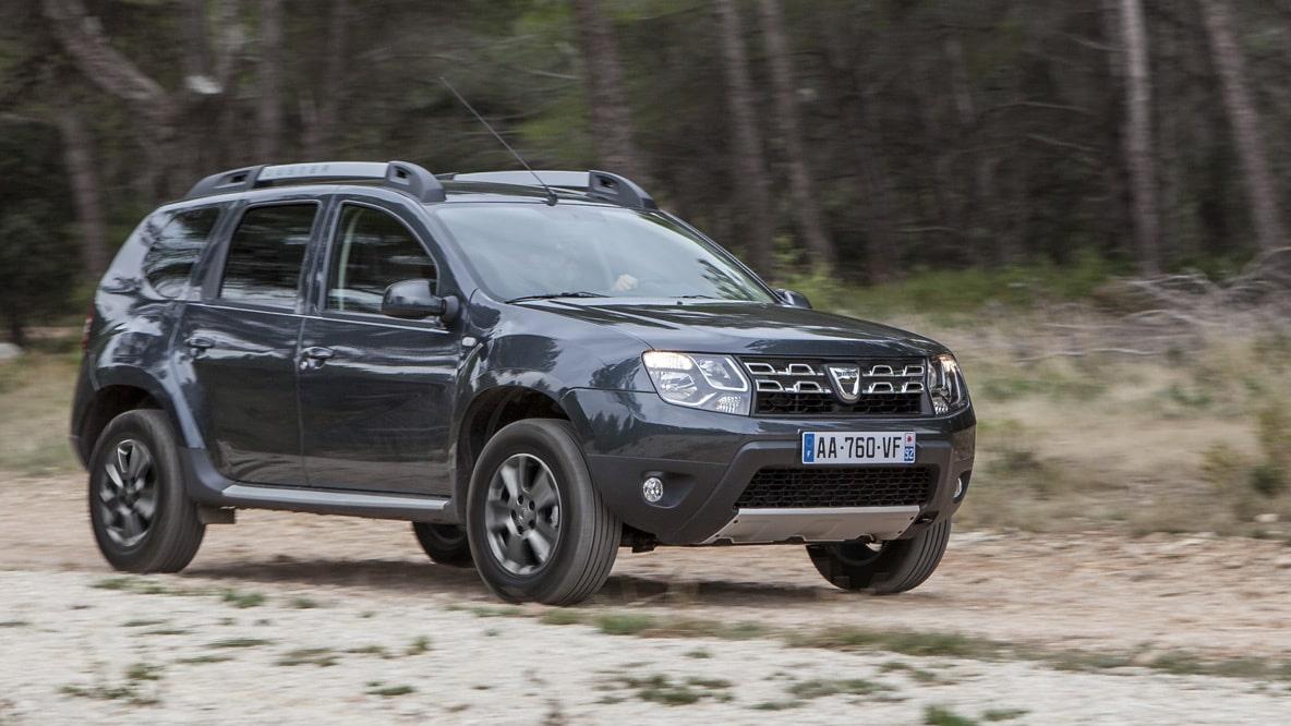 Dacia Duster 1,5 dCi 4x4 | Provkörning | Teknikens Värld