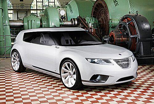 På Genèvesalongen 2008 spände Saab musklerna rejält. Konceptbilen 9-X BioHybrid troddes vara en förhandstitt på hur Saabs inträde i småbilsklassen skulle se ut. Något sådant inträde har vi ännu inte sett. Motorn i konceptbilen var utvecklad för E85 och inte tvärtom – först bensin och sedan konvertering till etanol.