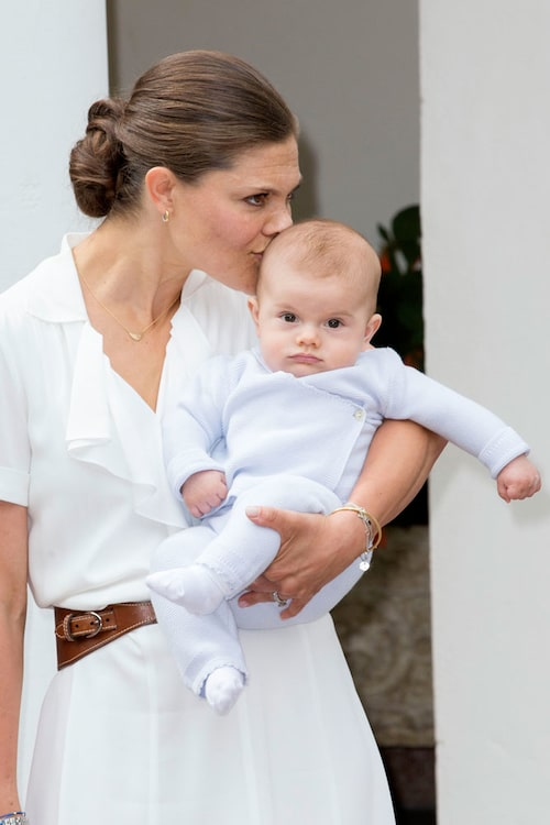 Kronprinsessan Victoria – en fashionmama!