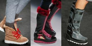 varmaste skorna dam