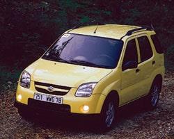 Suzuki Ignis SUV 4x4 Komfort