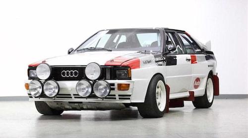 Hannu Mikkolas Audi quattro A1 Grupp B-bil från 1982 var en av bilarna som agerade startskott för quattro GmbH som nu går i graven.