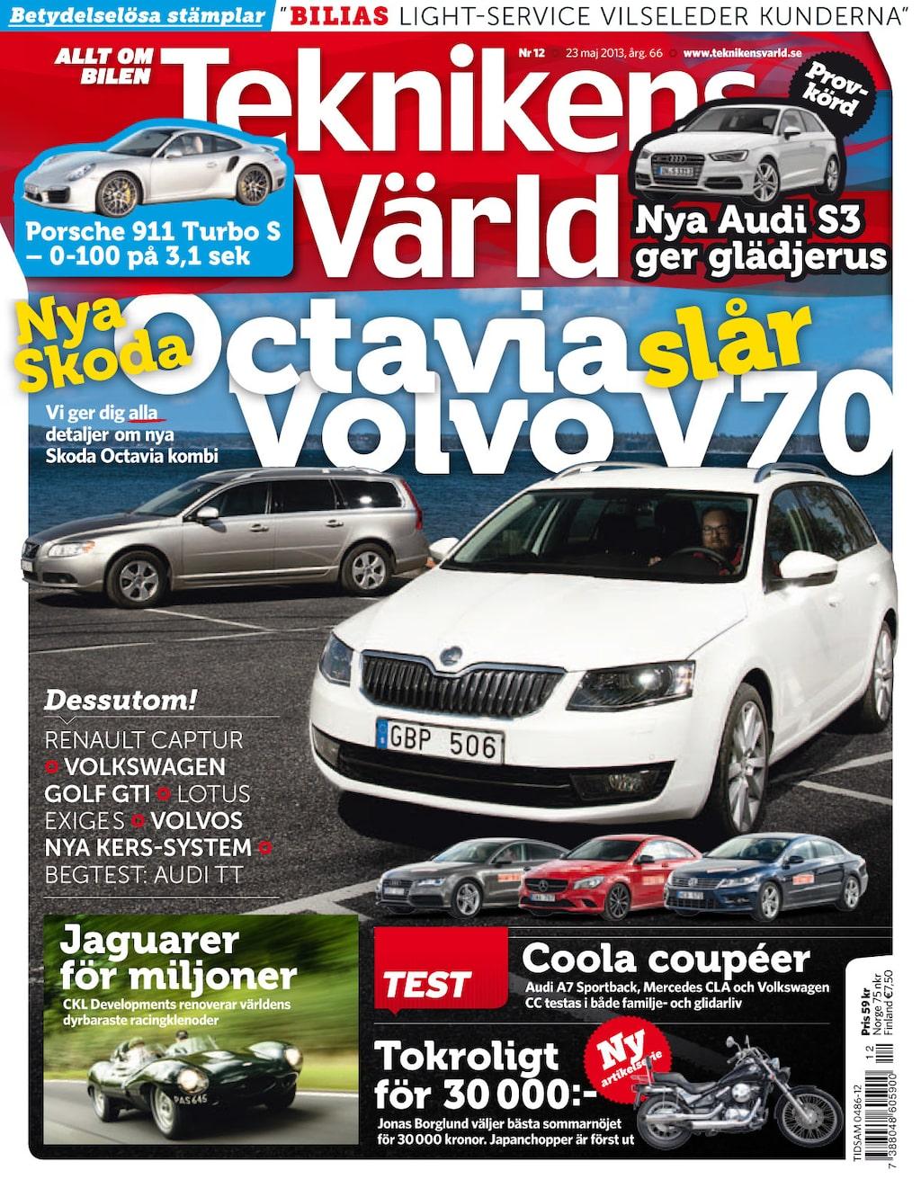 Teknikens Värld nummer 12 / 2013