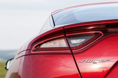 Finns det något coolare namn på en bilmodell än Stinger?
