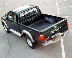 """Toyota HiLux X-Cab 4WD """"wb"""" Diesel"""