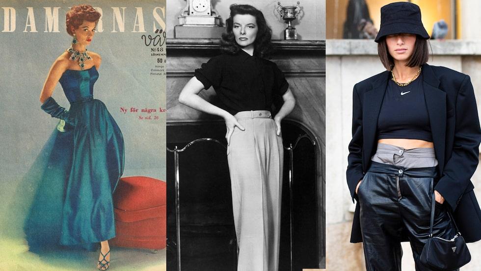Damernas Värld firar 80 år och tar en tillbakablick i modets historia.