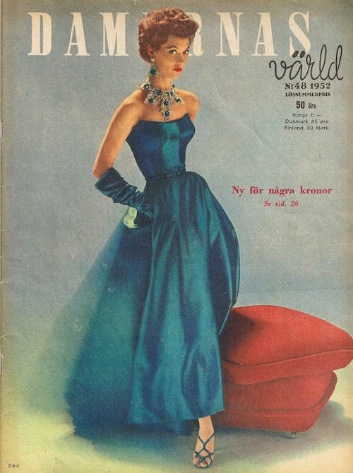 Damernas Värld, 1952.