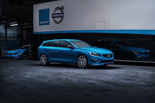 Volvo V60 Polestar