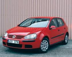 Volkswagen Golf med DSG-låda