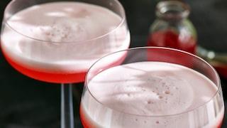 Rabarberdrink