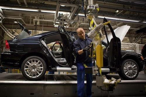 31 mars. Klockan 04.15 tisdagen den 31 mars rullade den sista Volvo S60 generation ett av produktionsbandet i belgiska Gent. Mellan 2000 och 2009 byggdes 578 292 exemplar av modellen.