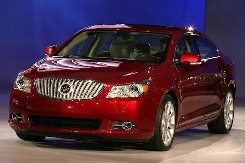 13 januari. Buick LaCrosse har premiär i Detroit och ger en försmak av nya Saab 9-5 som den delar arkitektur med.