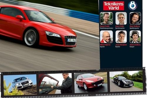 31 augusti. Tredje säsongen av Teknikens Värld – Allt Om Bilen på TV8 har premiär med 14 nya avsnitt – nu en hel timme långa.