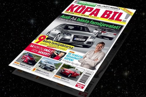 3 september. Teknikens Värld lanserar en ny tidning – Köpa Bil! – allt för att du ska kunna göra ett så klokt och säkert bilval som möjligt.