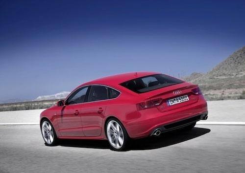17 juni. Audi presenterar en ny modellversion av A5, nämligen Sportback.