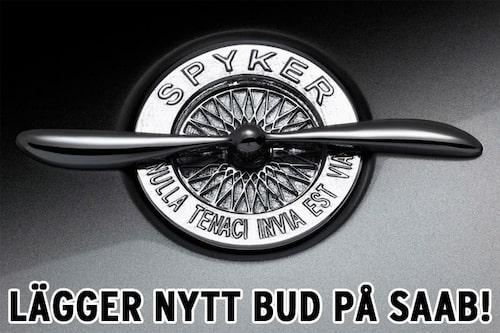 20 december. Spyker Cars lägger nytt bud på Saab, ett bud som sägs undanröja alla GM:s tvivel.