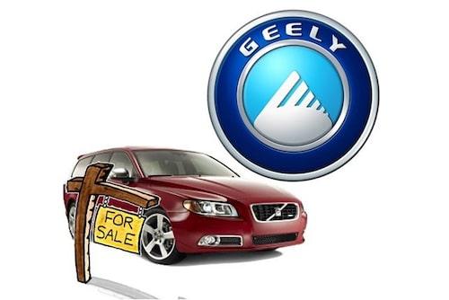 3 mars. För vilken gång i ordningen vet man inte, men kinesiska Geely ryktas vara på väg att köpa Volvo.
