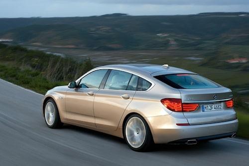 23 maj. En ny BMW-modell som väcker mycket känslor för dess formgivning presenteras. Modellen heter 5-serie Gran Turismo.