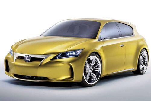 11 september. Lexus visar upp konceptbilen LF-Ch som är företagets debut i Golfklassen. Bilen, som är en fullhybrid, visar även prov på Lexus nya formspråk.