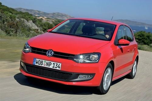 30 november. Nya Volkswagen Polo utses till Årets Bil 2010.