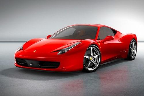 28 juli. En av mångas drömbil, Ferrari F430, får nu en ersättare – Ferrari 458 Italia. 570 hästkrafter och snabbare 0-100 km/h än Enzo.