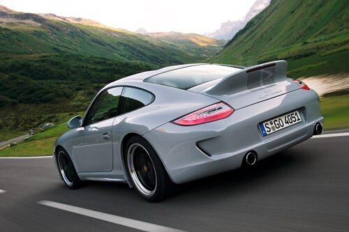 3 september. Ankstjärten får ett nytt ansikte i form av Porsche 911 Sport Classic.