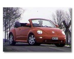 VW Beetle Cab (NCE)