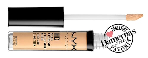 Recension på Hd photogenic concealer wand från Nyx.