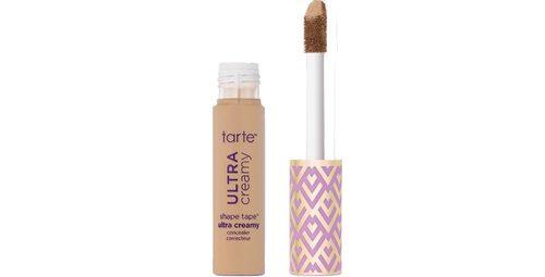 Recension på Shape Tape Ultra Creamy Concealer från Tarte.