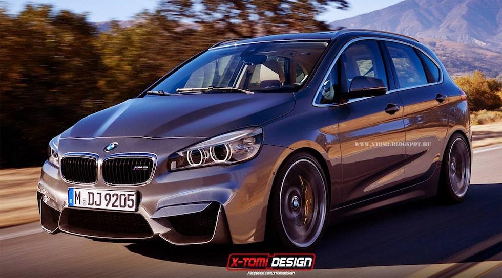 BMW M2 Active Tourer
