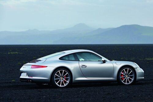 Nya Porsche 911