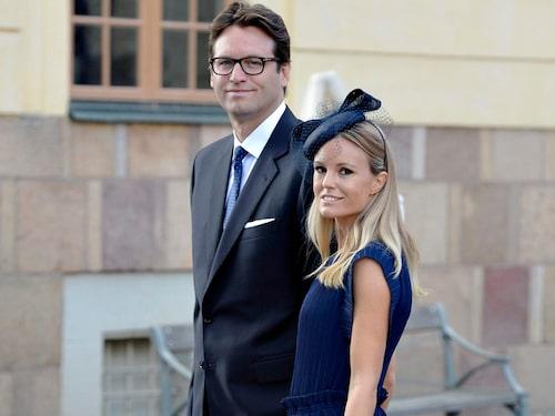Sofi och Nick Ziljstra var förlovade i sex år.
