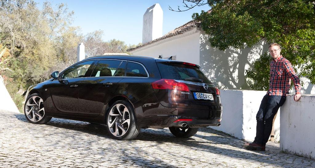 Opel Insignia 2,0 CDTI BiTurbo